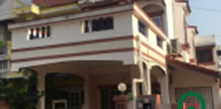 ขายทาวน์เฮ้าส์ หมู่บ้านนันทนาการ์เด้นท์ ซอยท่าอิฐ ถนนรัตนาธิเบศน์