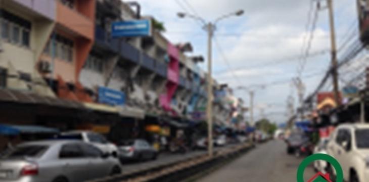 ขายอาคารพาณิชย์ รามอินทรา67 ถนนรามอินทรา