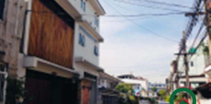 ขายบ้านเดี่ยวซ.ชานเมือง(นาทอง) รัชดาภิเษก