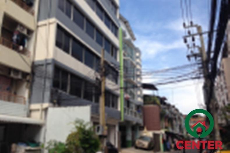 ขายตึกพร้อมห้องเช่า ซ.นาทอง ถนนรัชดาภิเษก