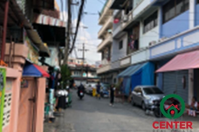 ขายอาคารพาณิชย์ ซอยชานเมือง8(นาทอง) ถนนรัชดาภิเษก