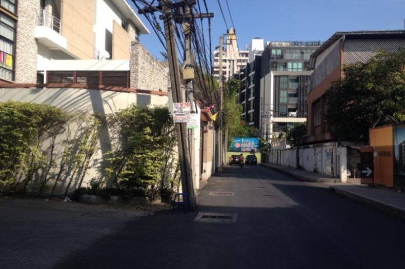 เซ้ง ตึกสำนักงาน ทองหล่อ25 ถนนสุขุมวิท