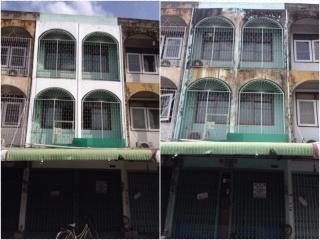 ขายอาคารพาณิชย์ ซอยรามอินทรา67/1 ถนนรามอินทรา